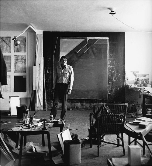 richard diebenkorn studio