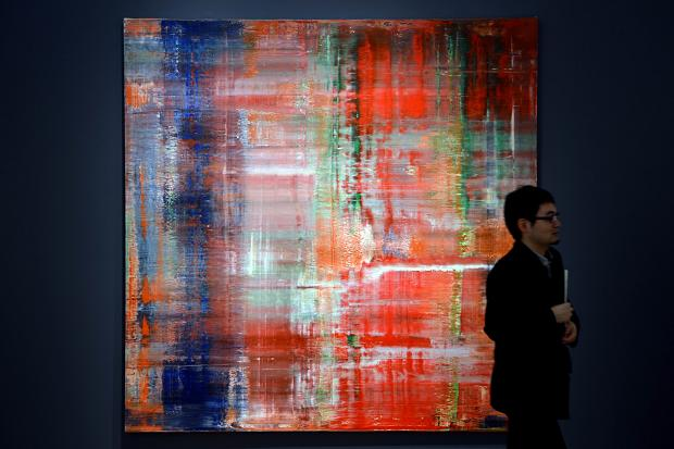 richter abstract art