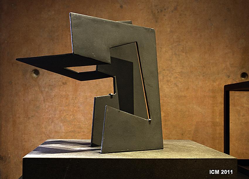 modern art museum, Jorge Oteiza