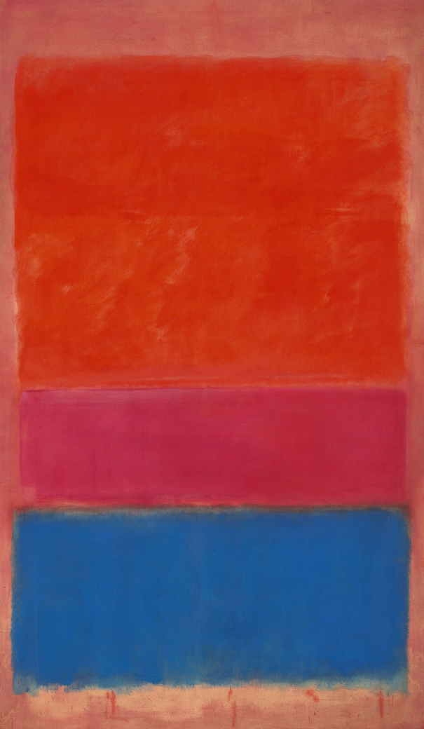 Rothko hits record price, Mark Rothko auction, yasoypintor