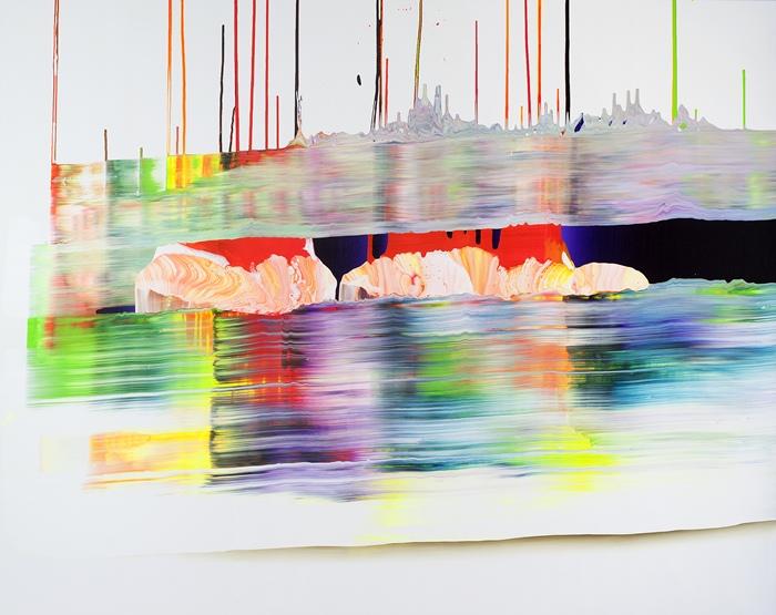 pintura abstracta hortal, yasoypintor