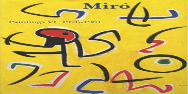 Joan miro art book