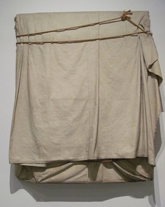 Christo. Portrait, 1969. LACMA